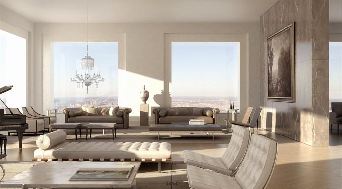 $95 Million Dollar Luxury Penthouse in New York