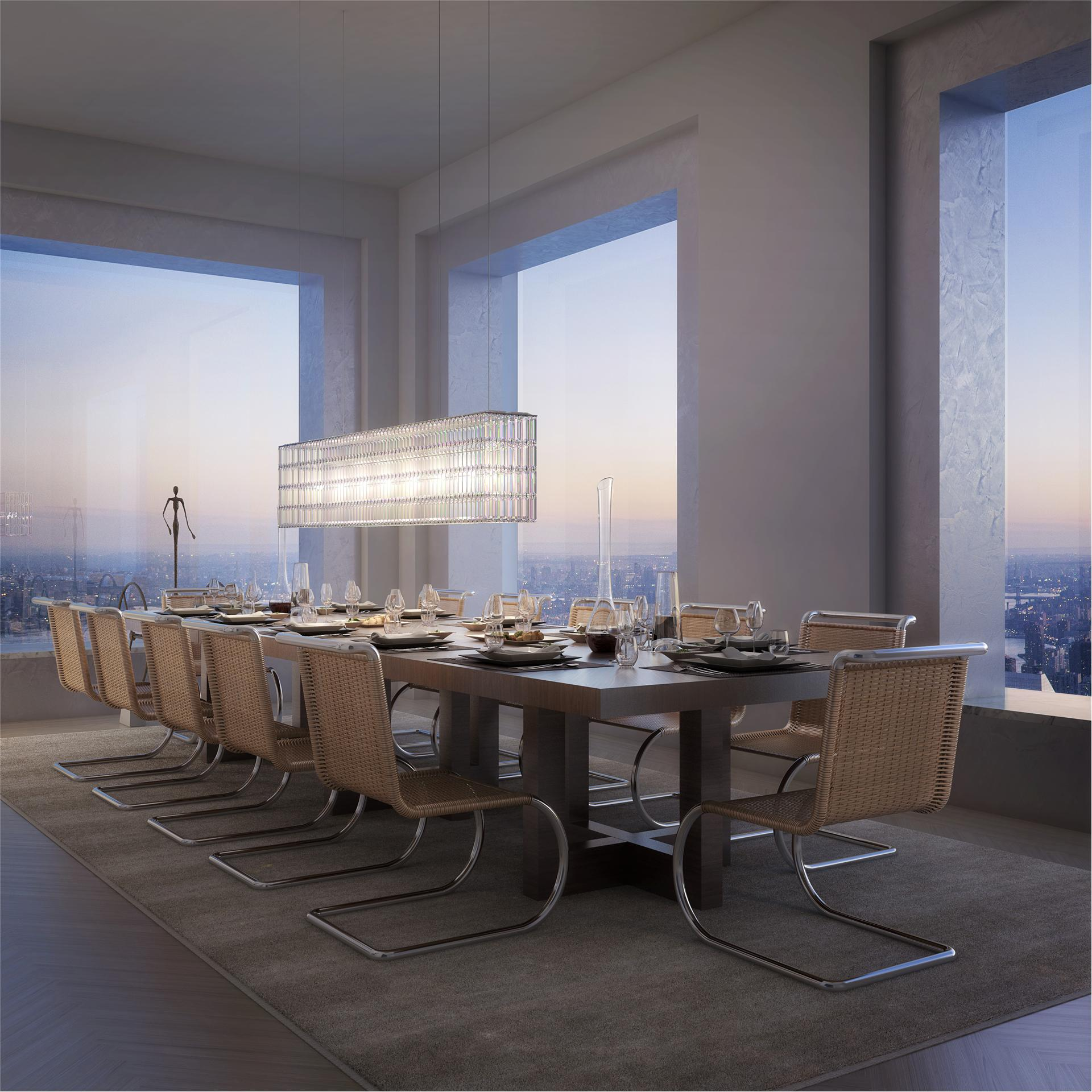 $95 Million Dollar Luxury Penthouse in New York-04