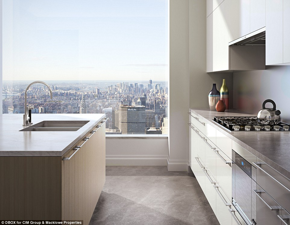 $95 Million Dollar Luxury Penthouse in New York-05