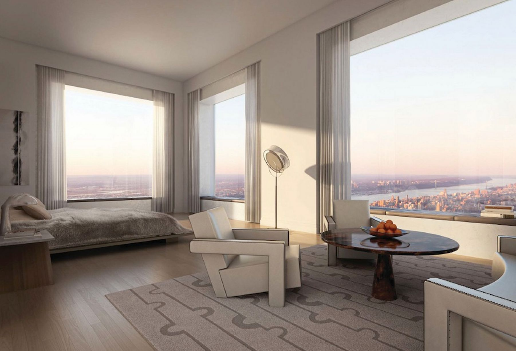 $95 Million Dollar Luxury Penthouse in New York-07