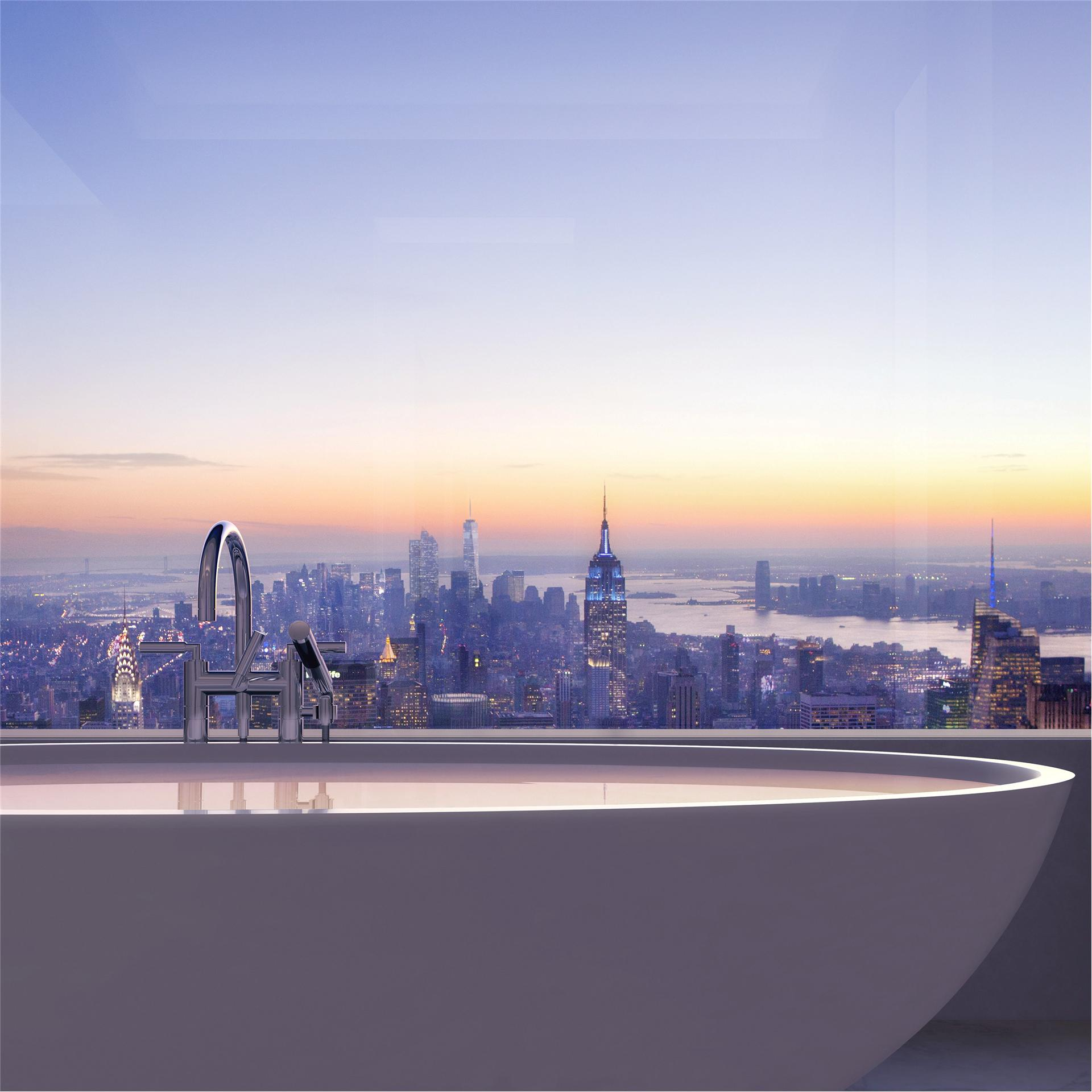 $95 Million Dollar Luxury Penthouse in New York-08