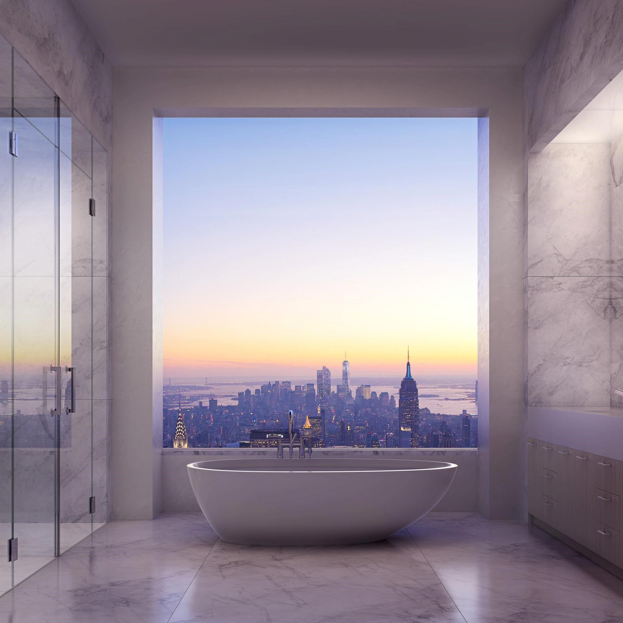 $95 Million Dollar Luxury Penthouse in New York-09
