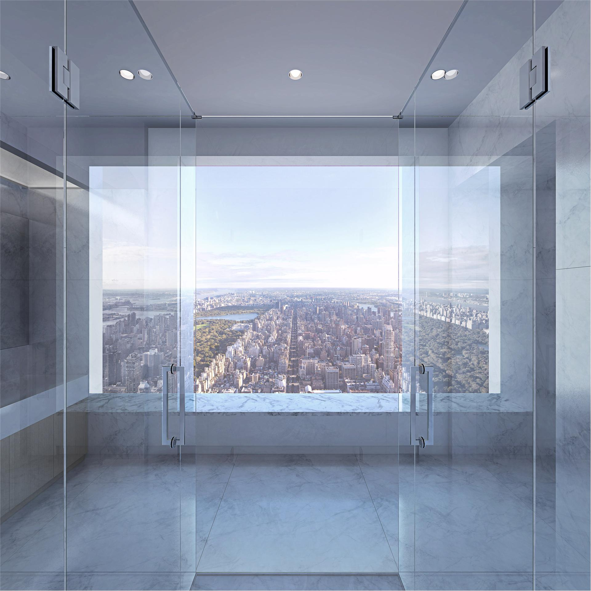 $95 Million Dollar Luxury Penthouse in New York-11