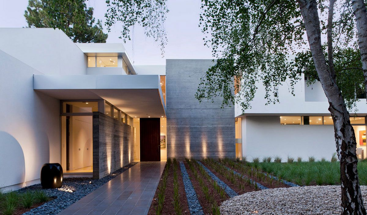 Ara residence by swatt miers architects caandesign architecture and home design blog - Pizza jardin san francisco de sales ...