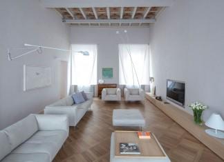 Apartment in Piacenza by Studio Blesi Subitoni