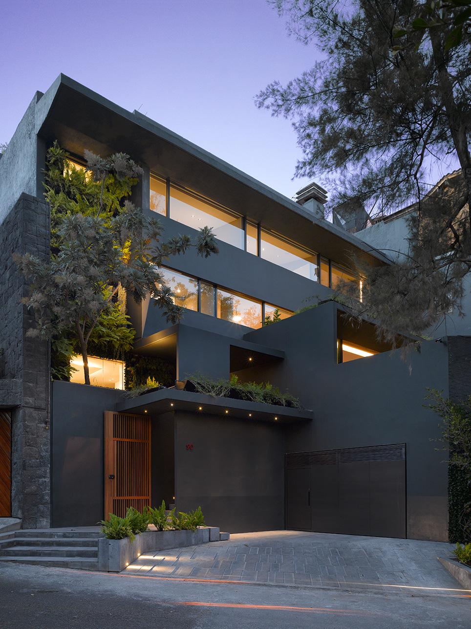 Barrancas House by EZEQUIELFARCA architecture design-01
