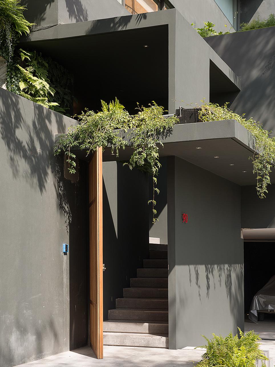 Barrancas House by EZEQUIELFARCA architecture design-02