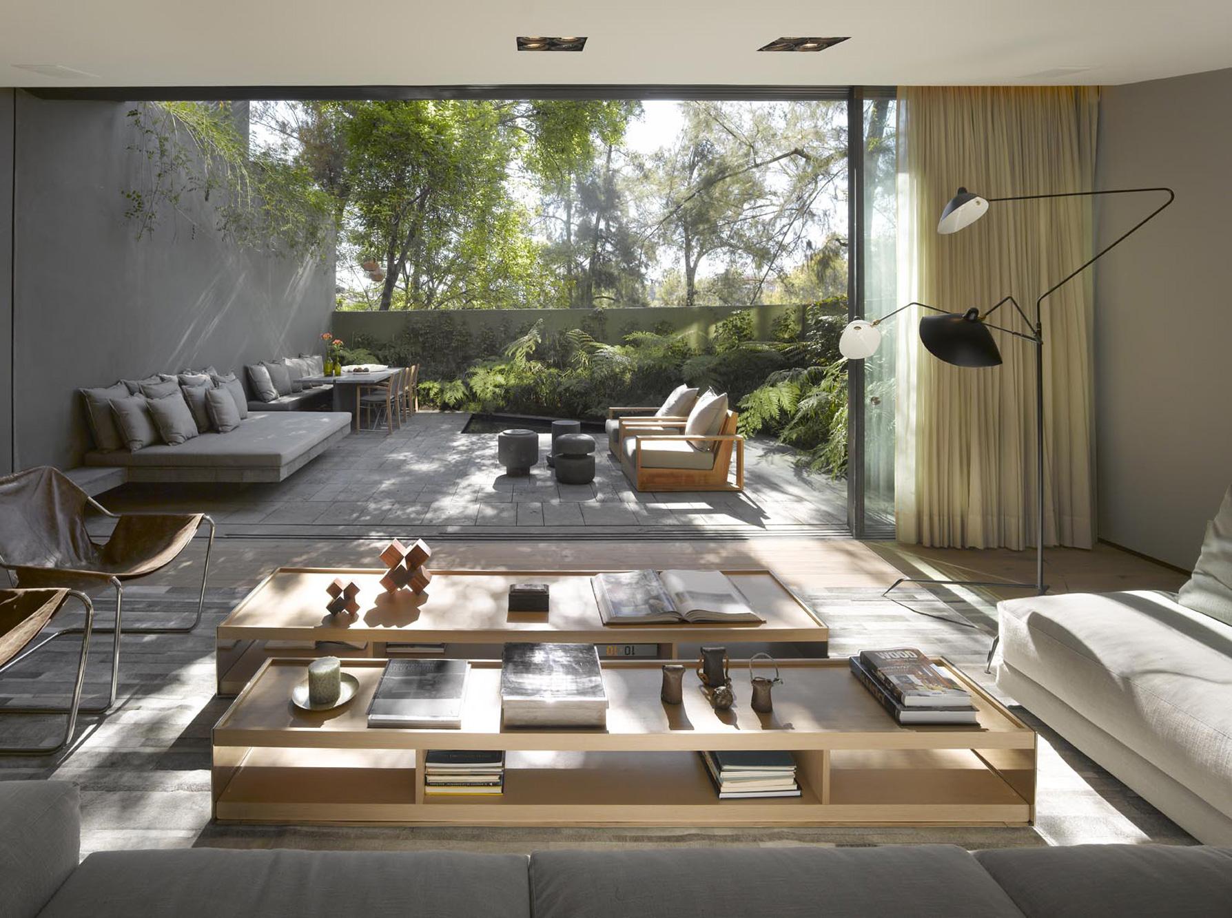 Barrancas House by EZEQUIELFARCA architecture design-10