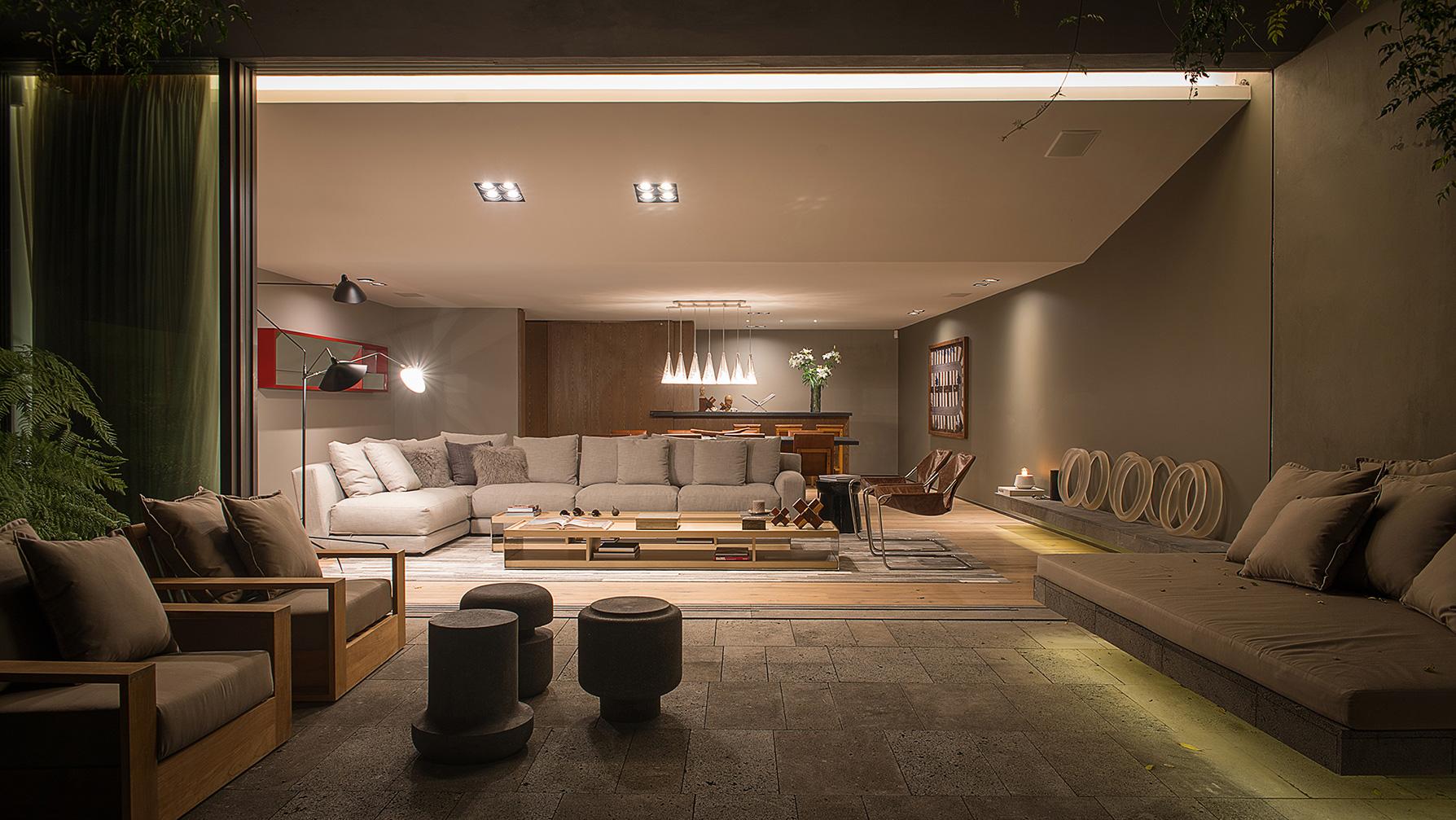Barrancas House by EZEQUIELFARCA architecture design-13