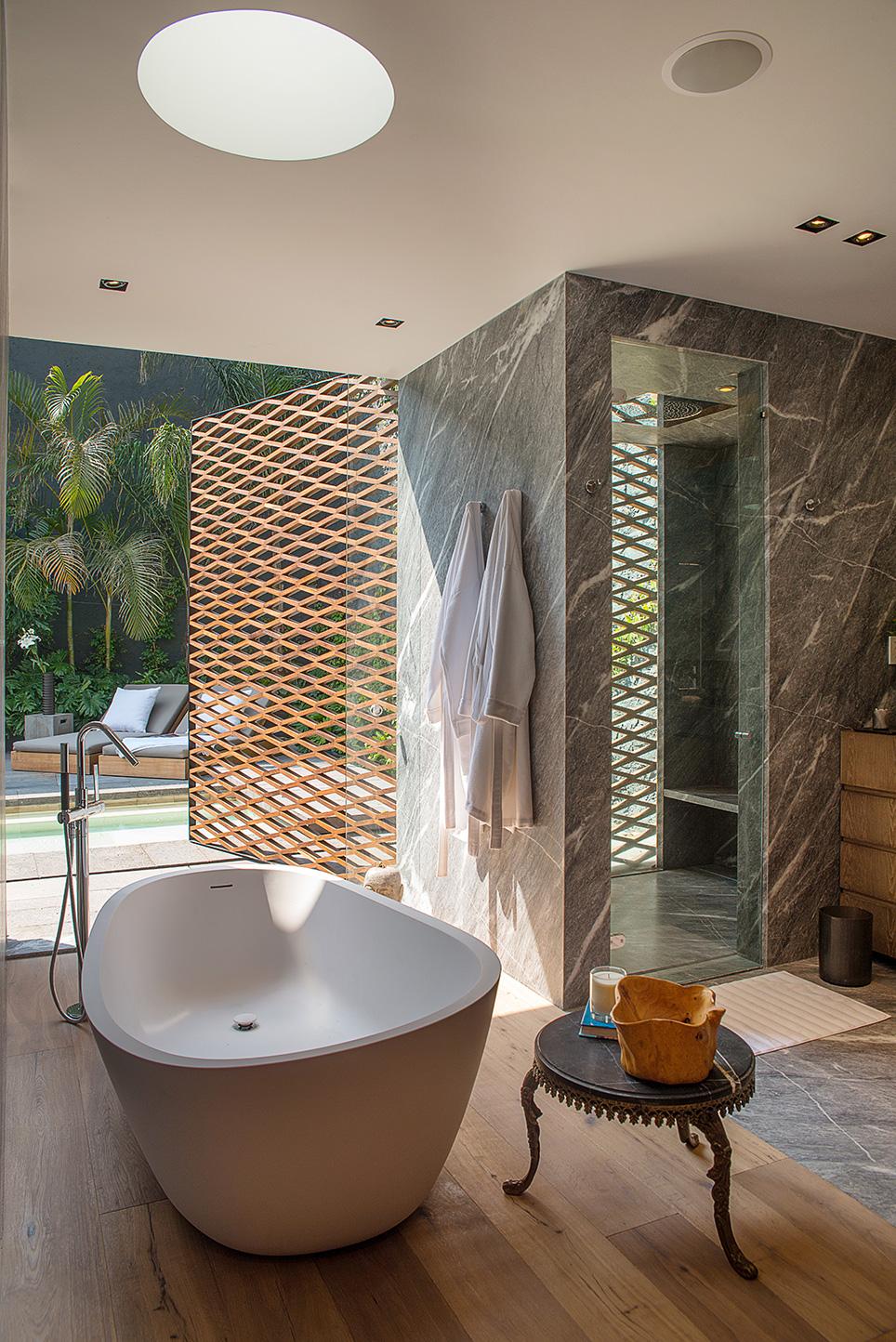 Barrancas House by EZEQUIELFARCA architecture design-28