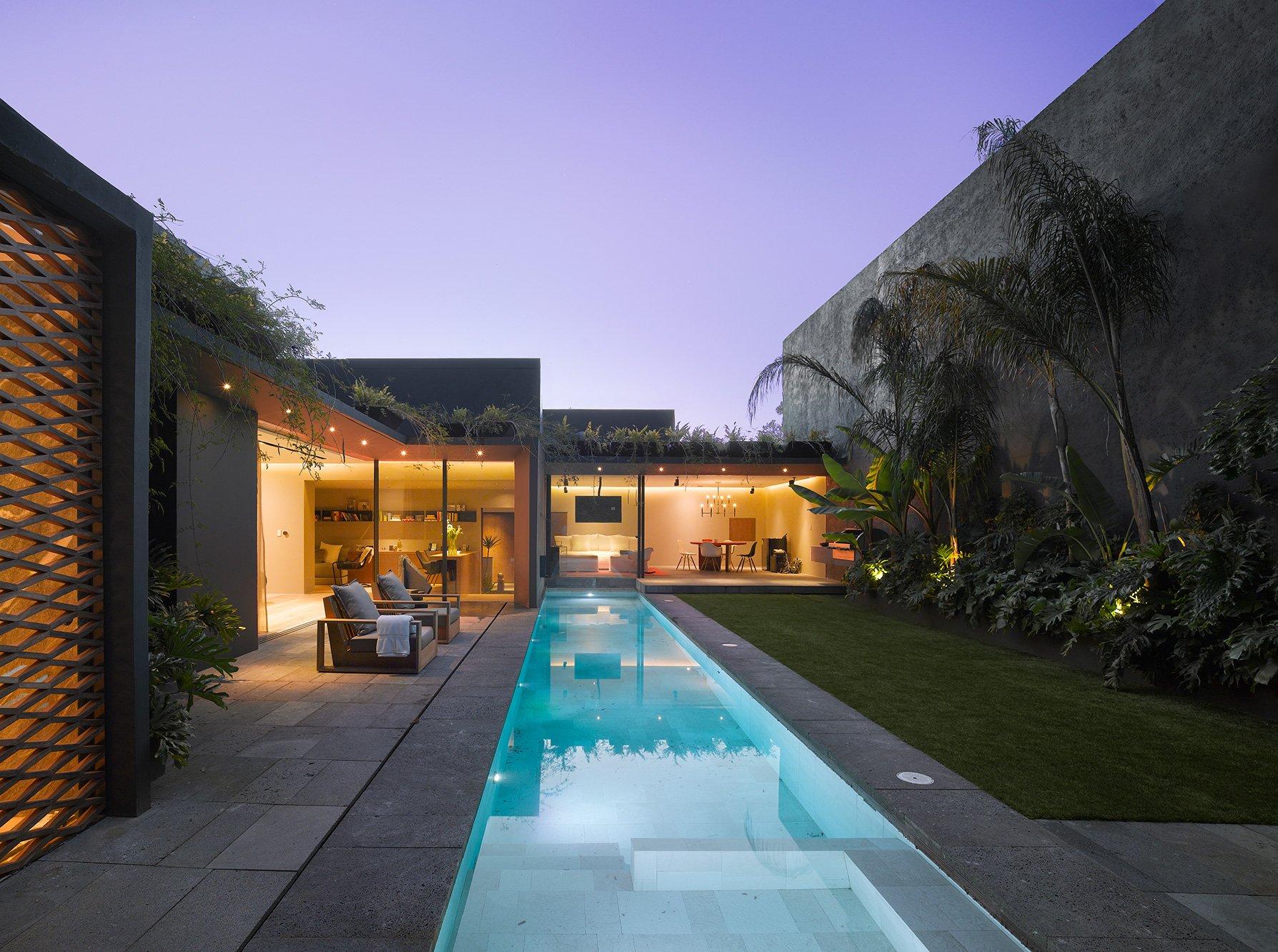 Barrancas House by EZEQUIELFARCA architecture design-30