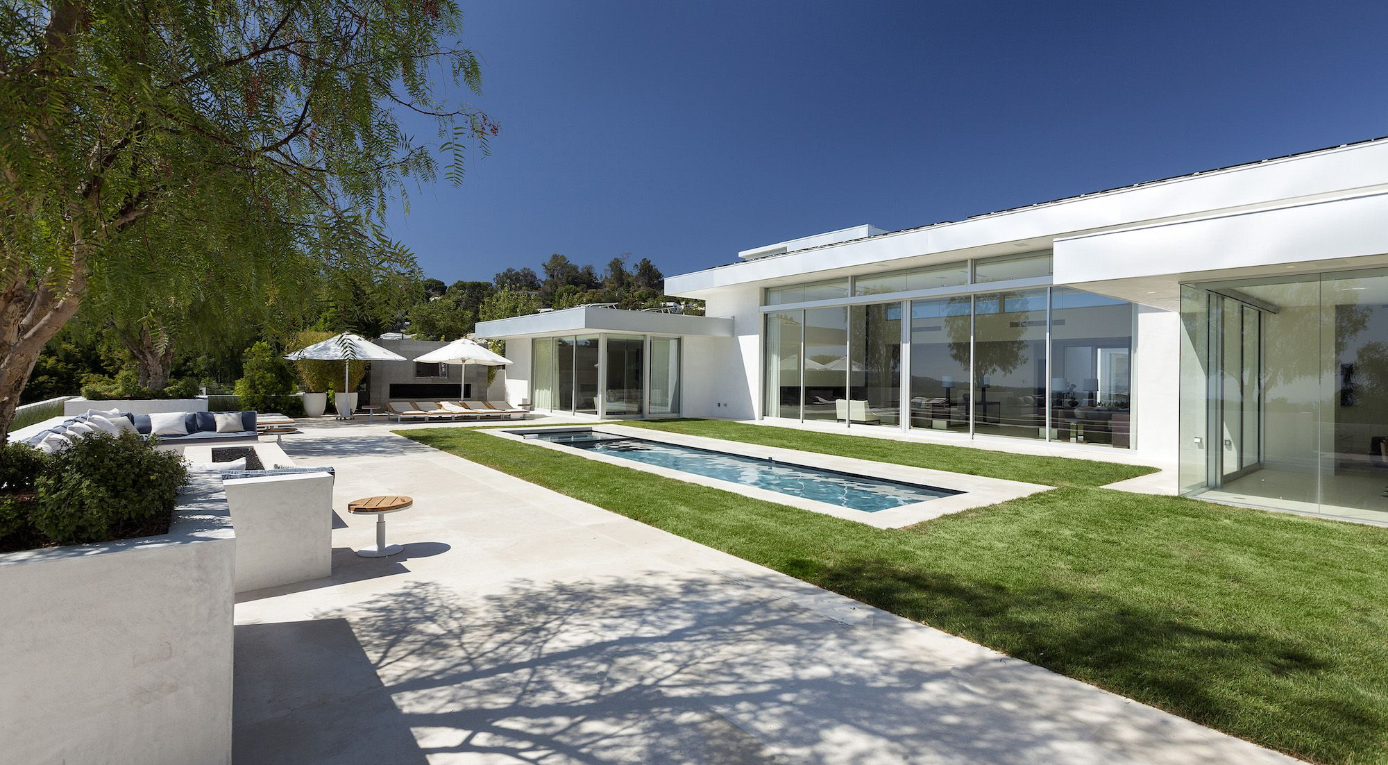 Beverly hills house by mcclean design caandesign for Home by design