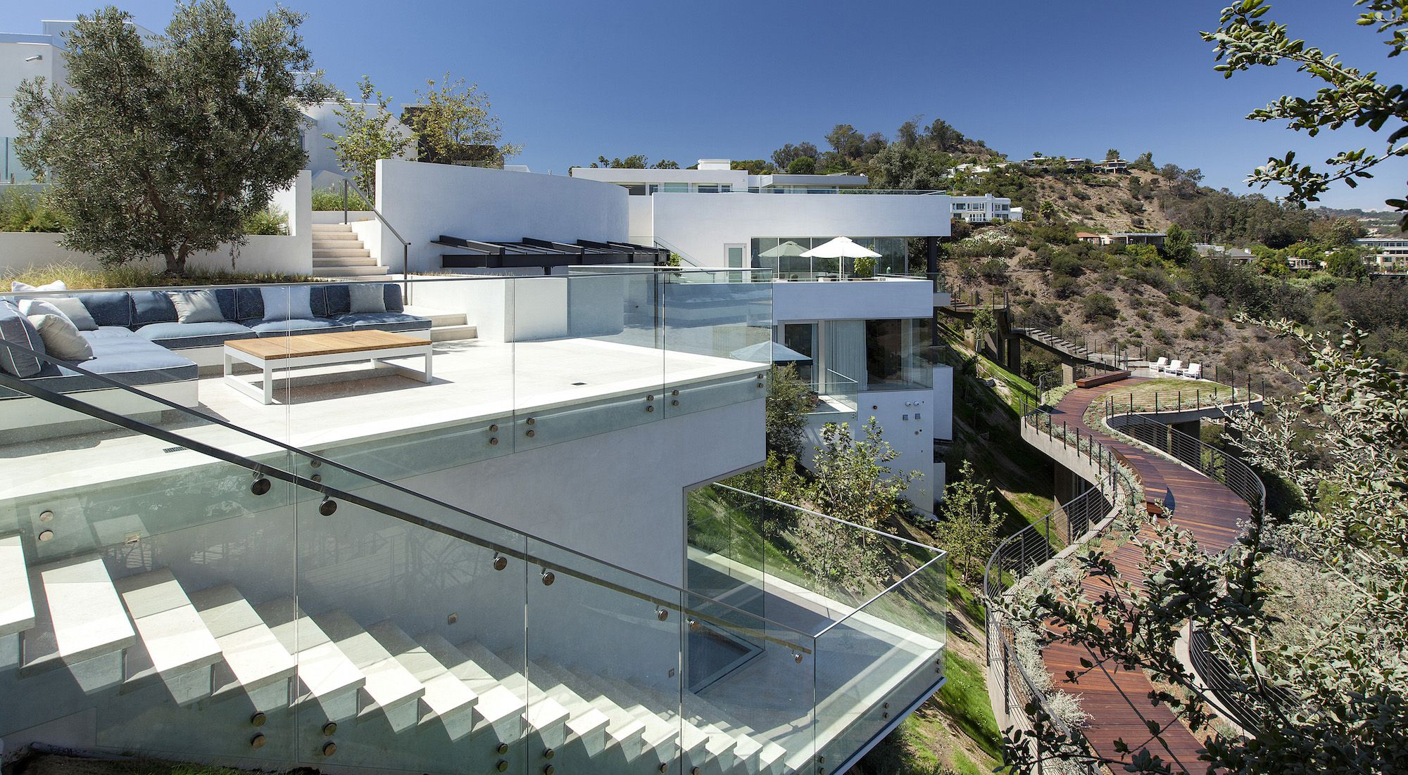 Beverly Hills House by McClean Design - CAANdesign ...