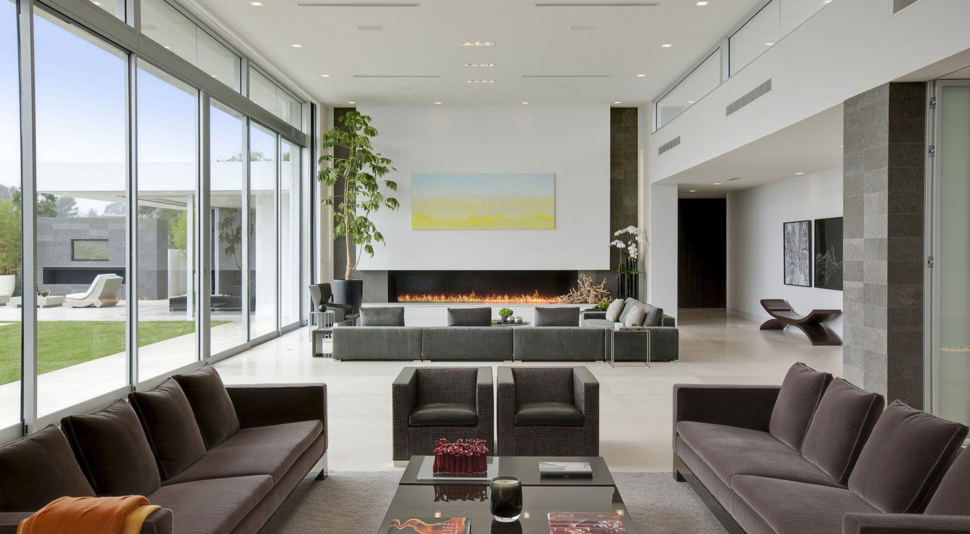 Beverly hills house by mcclean design caandesign for Minimalist house beverly hills