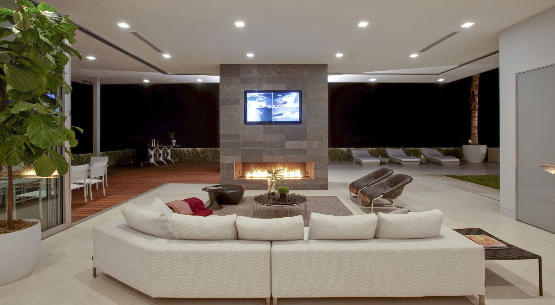 Beverly Hills House By Mcclean Design Caandesign Architecture