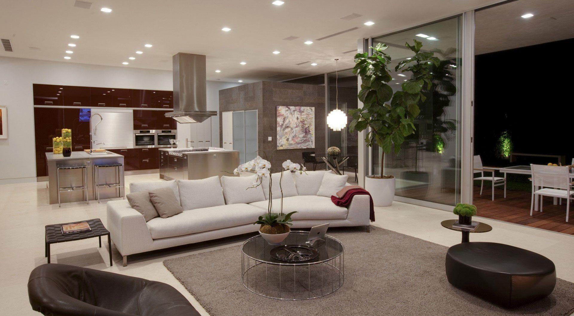 Beverly hills house by mcclean design caandesign - Casas minimalistas de lujo ...