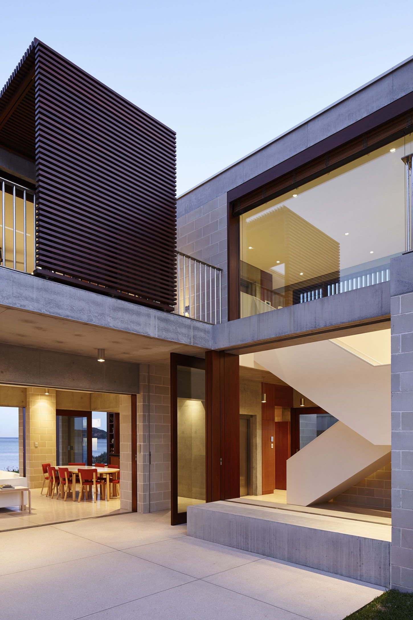 Block House by Porebski Architects - CAANdesign ...
