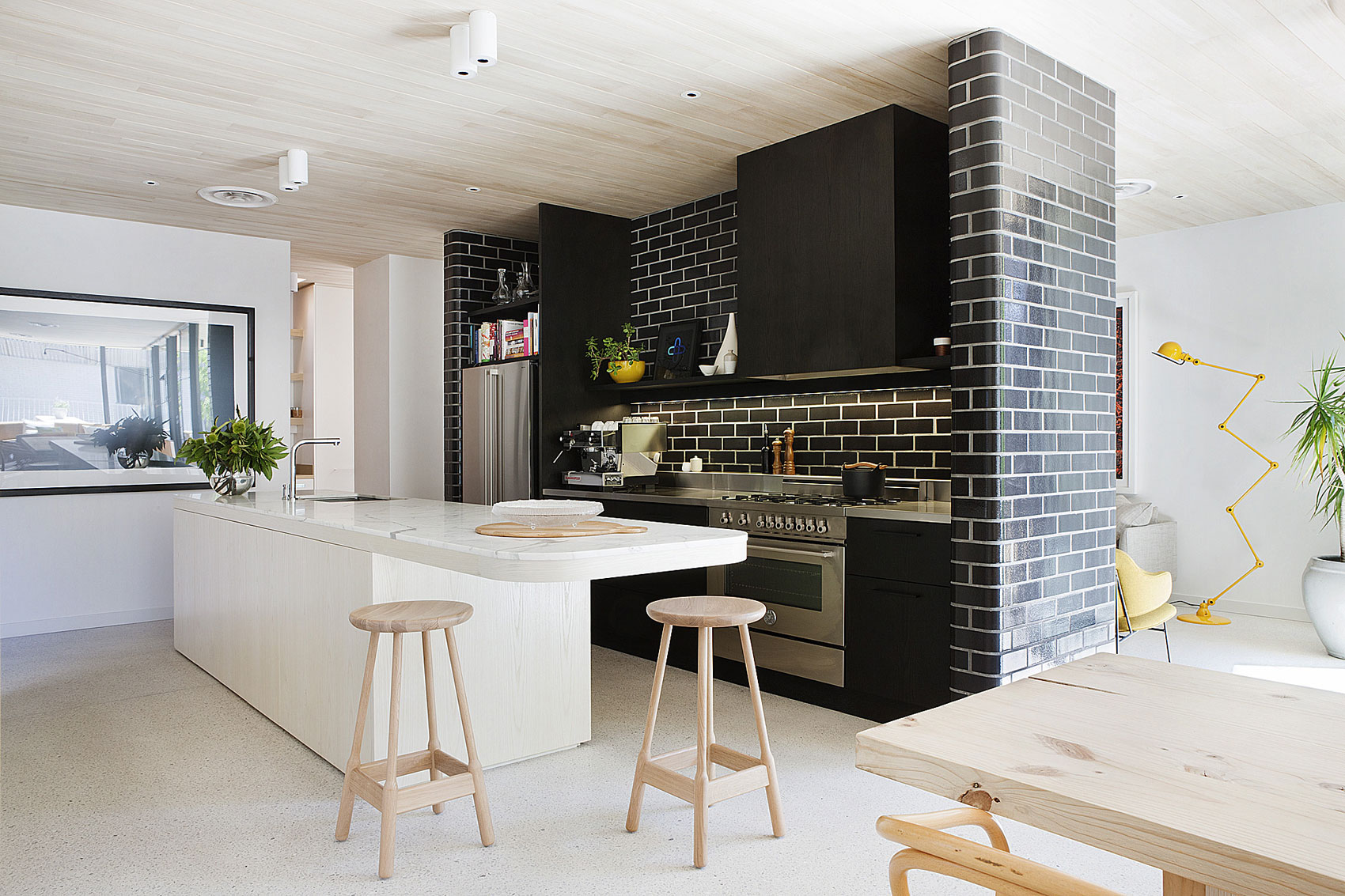 Brick House by Clare Cousins Architects-10