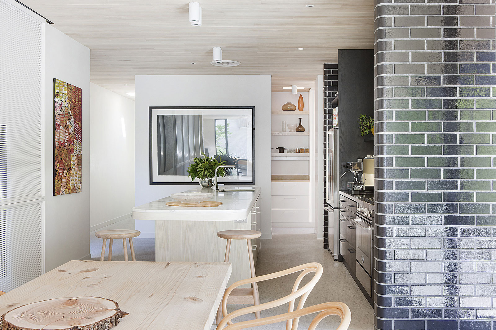 Brick House by Clare Cousins Architects-11
