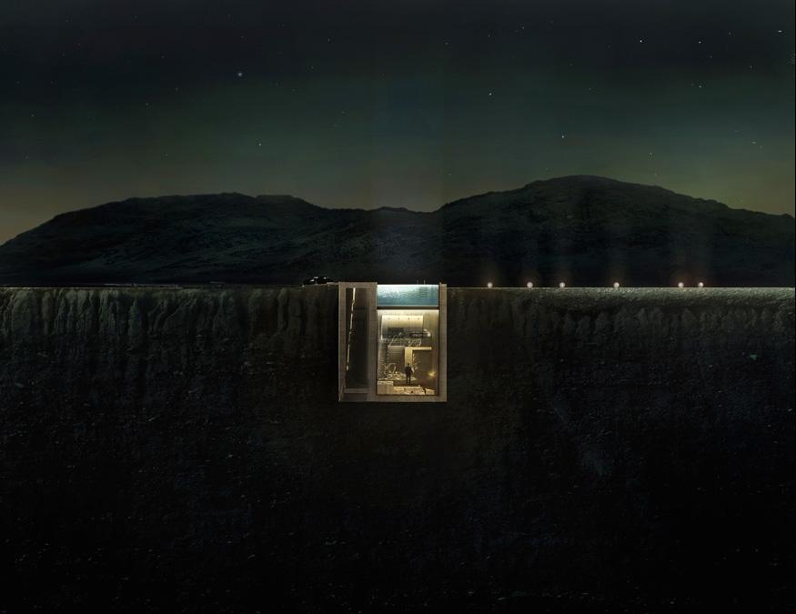 Casa Brutale by OPA-04