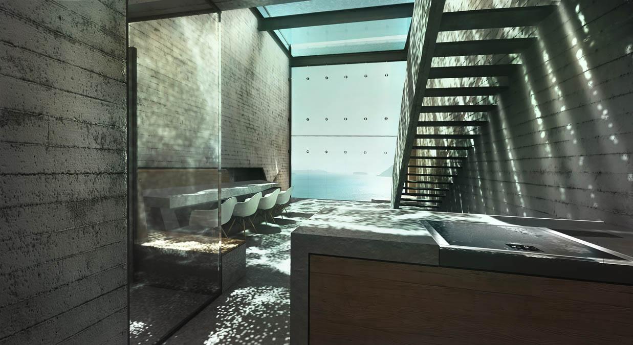 Casa Brutale by OPA-10