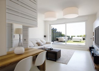 Contemporary Casa Pina by Fabio Fantolino