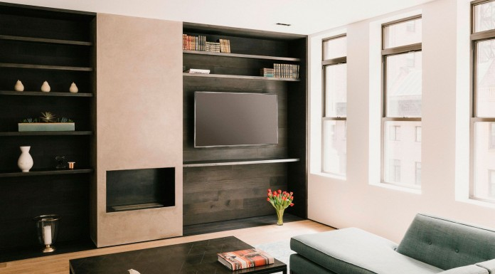 Chelsea Apartment by RAAD STUDIO