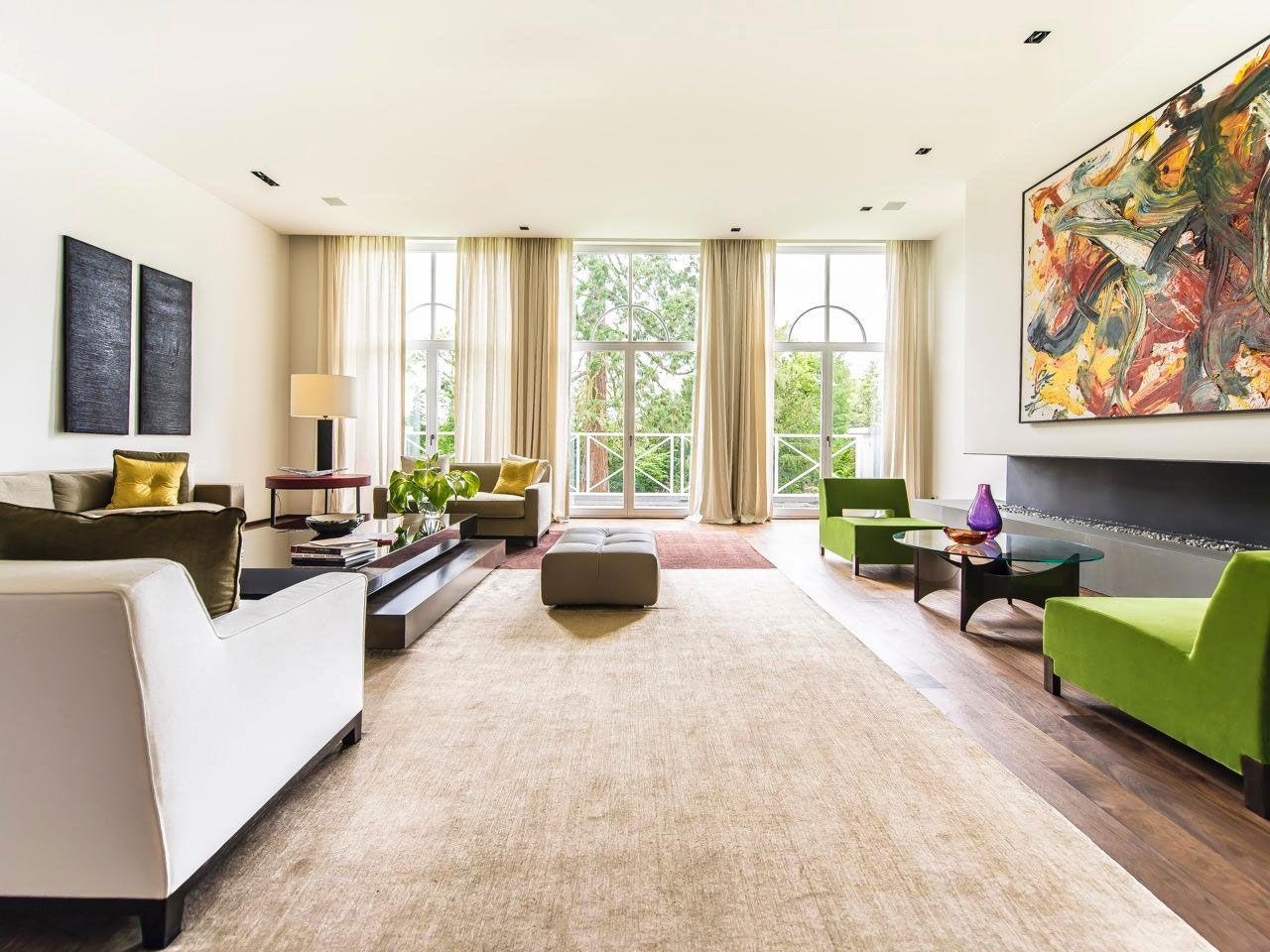 Chic Elegant Apartment in Brussels With Bright Interiors-08
