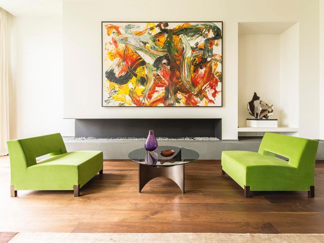 Chic Elegant Apartment in Brussels With Bright Interiors-10