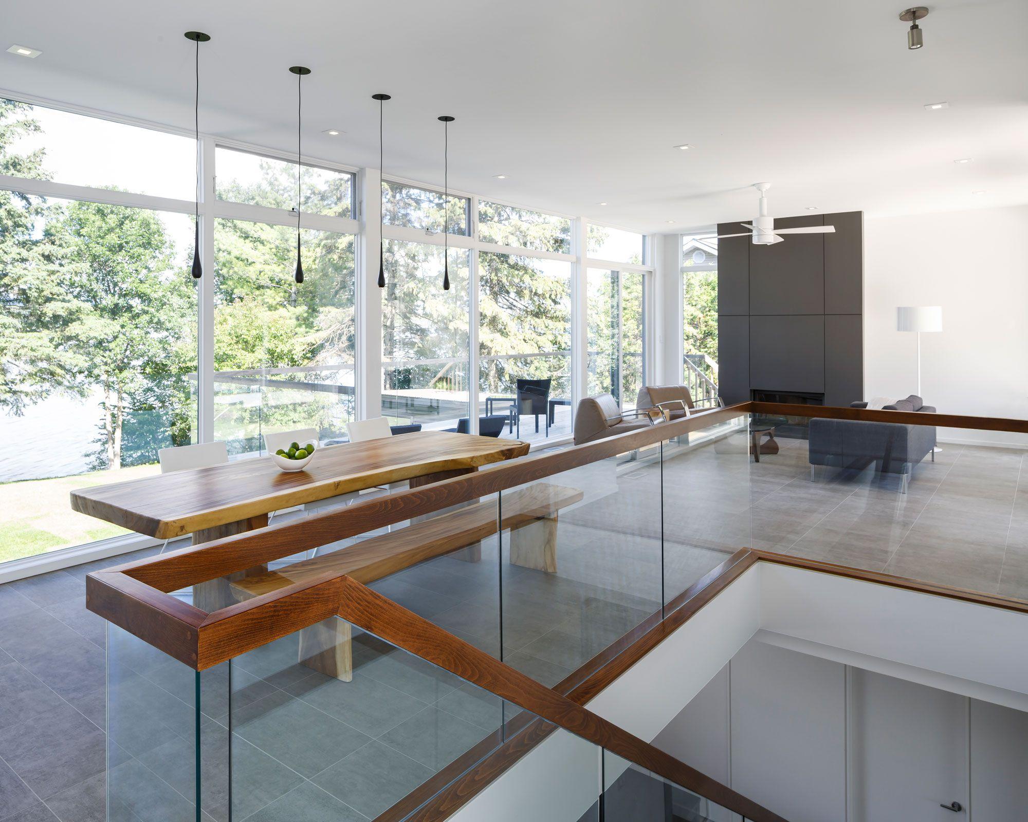Contemporary Dunrobin Shore Residence-10