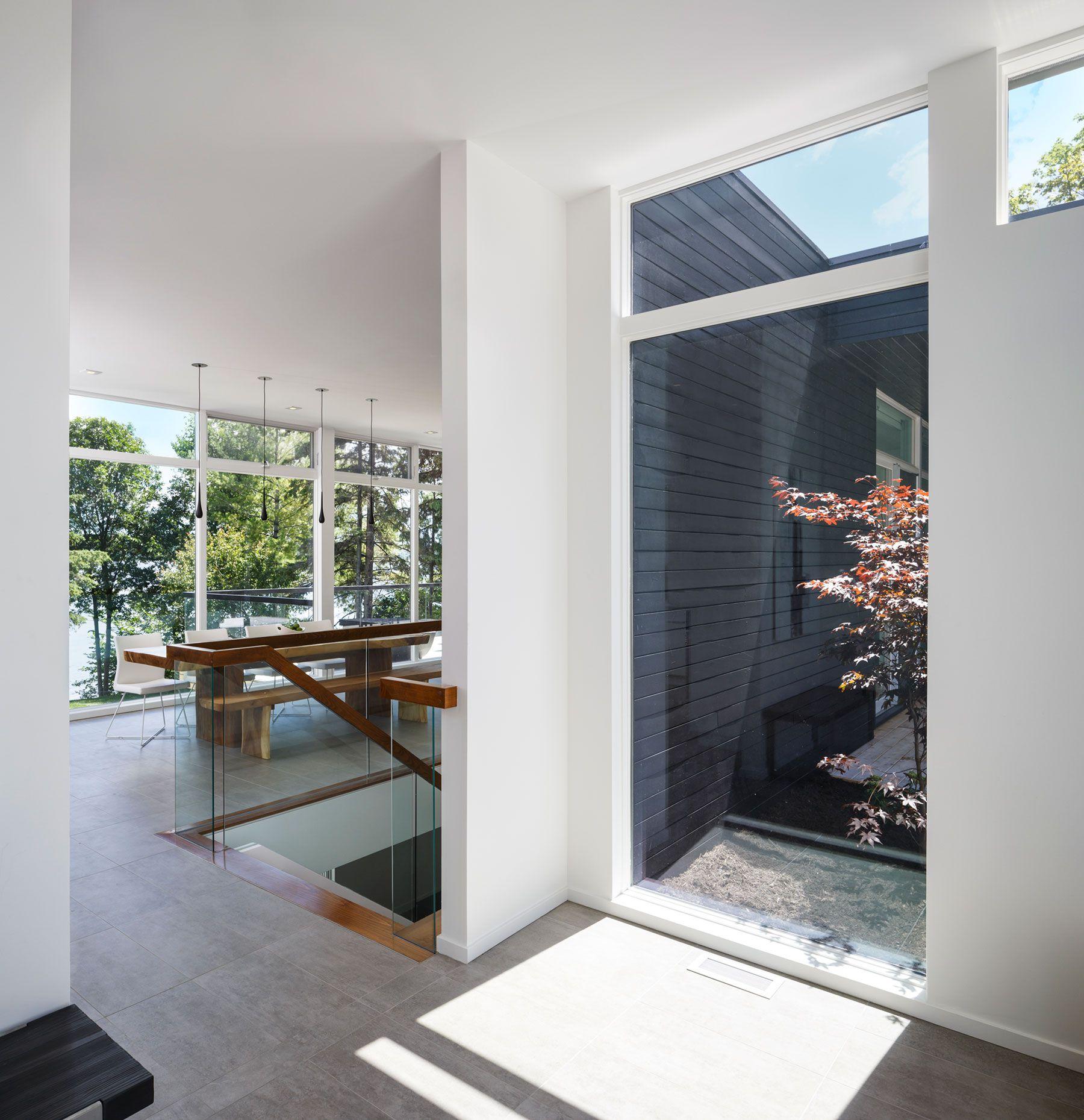 Contemporary Dunrobin Shore Residence-11