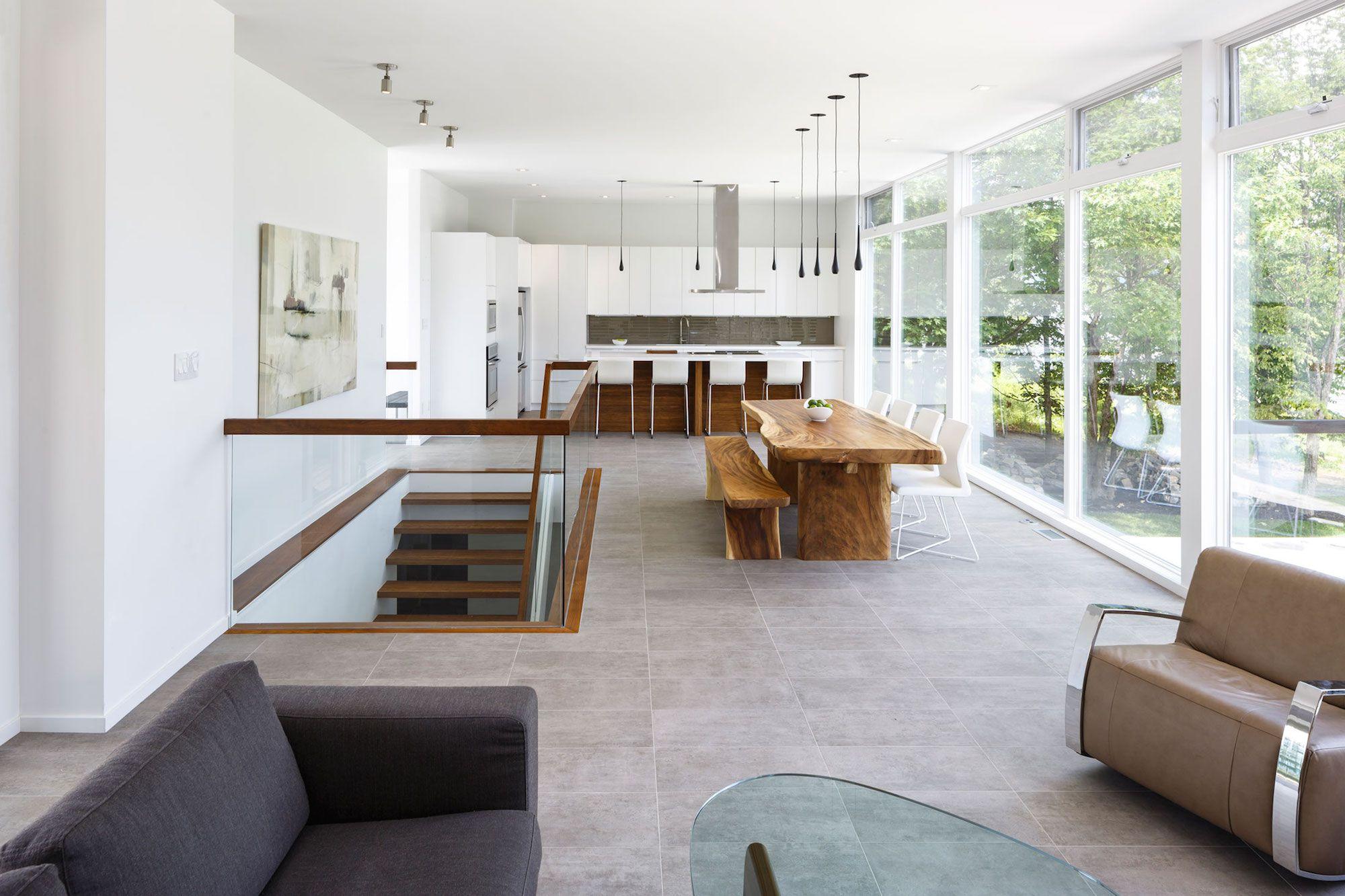 Contemporary Dunrobin Shore Residence-12