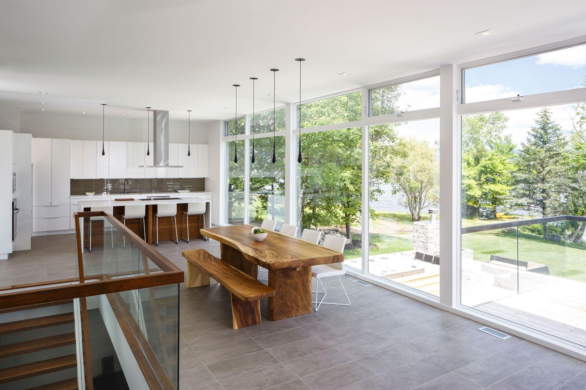 Contemporary Dunrobin Shore Residence-13