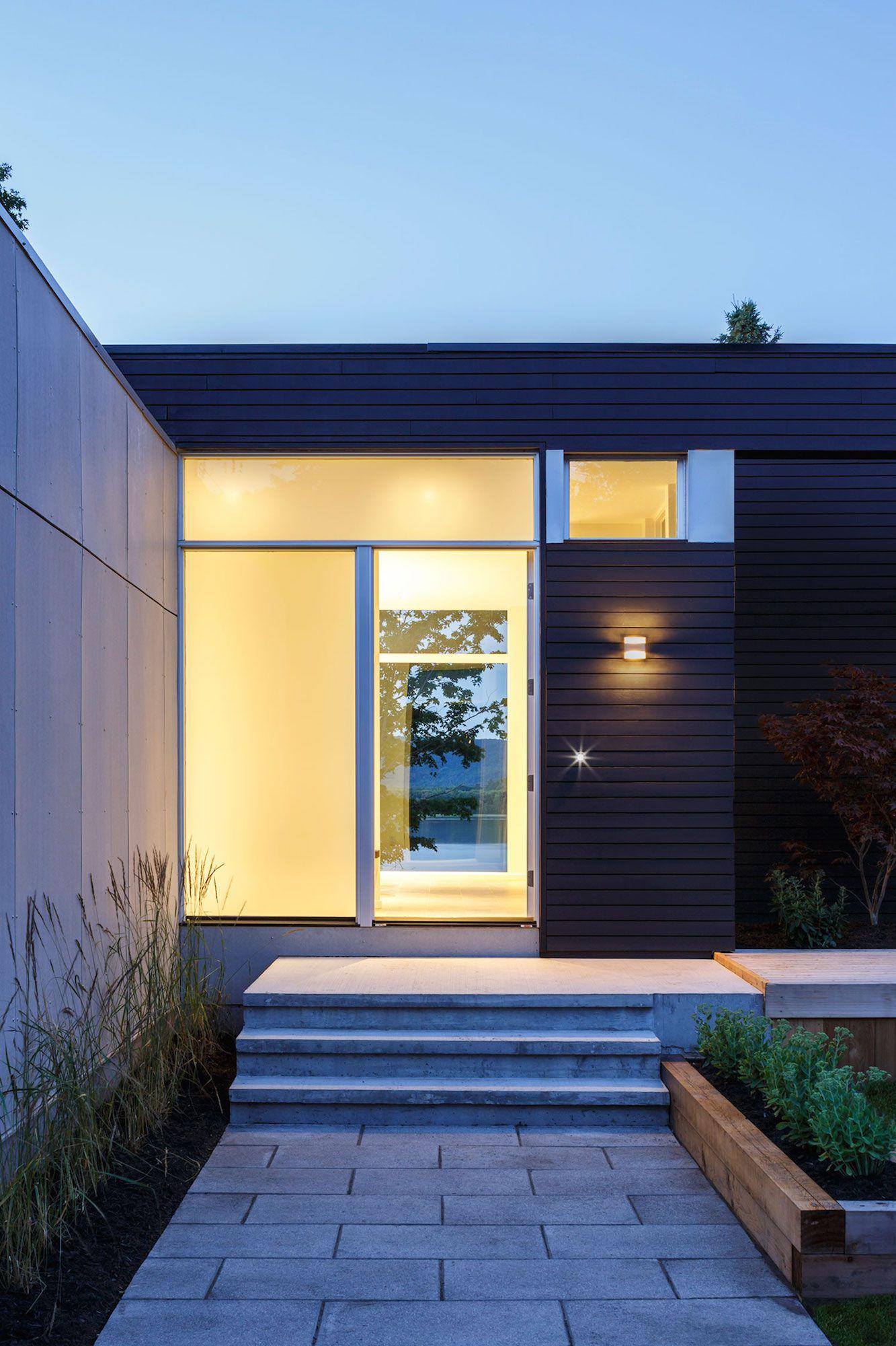 Contemporary Dunrobin Shore Residence-17
