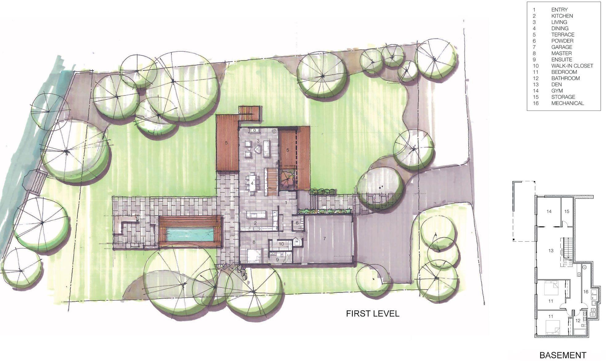 Contemporary Dunrobin Shore Residence-23