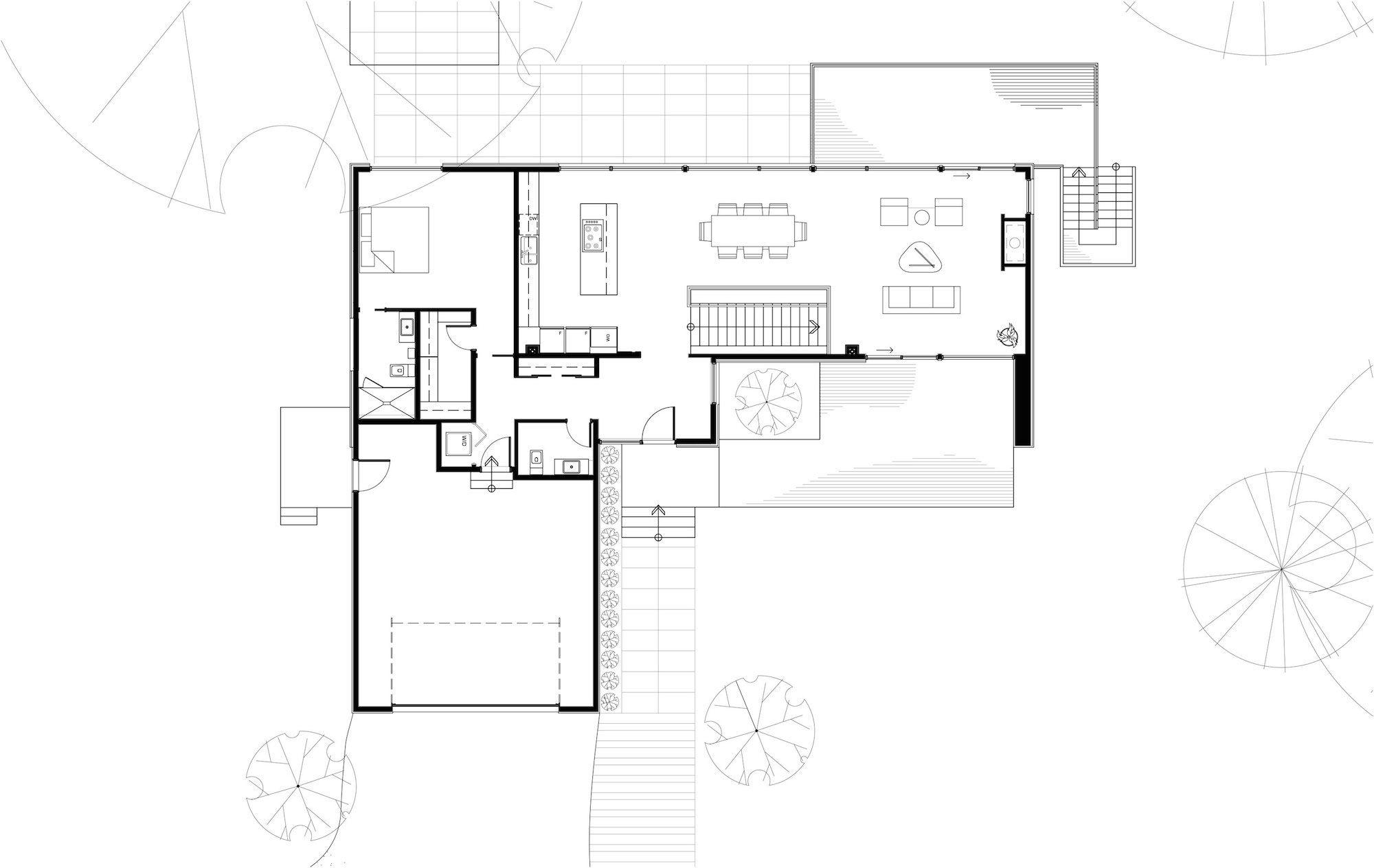 Contemporary Dunrobin Shore Residence-24