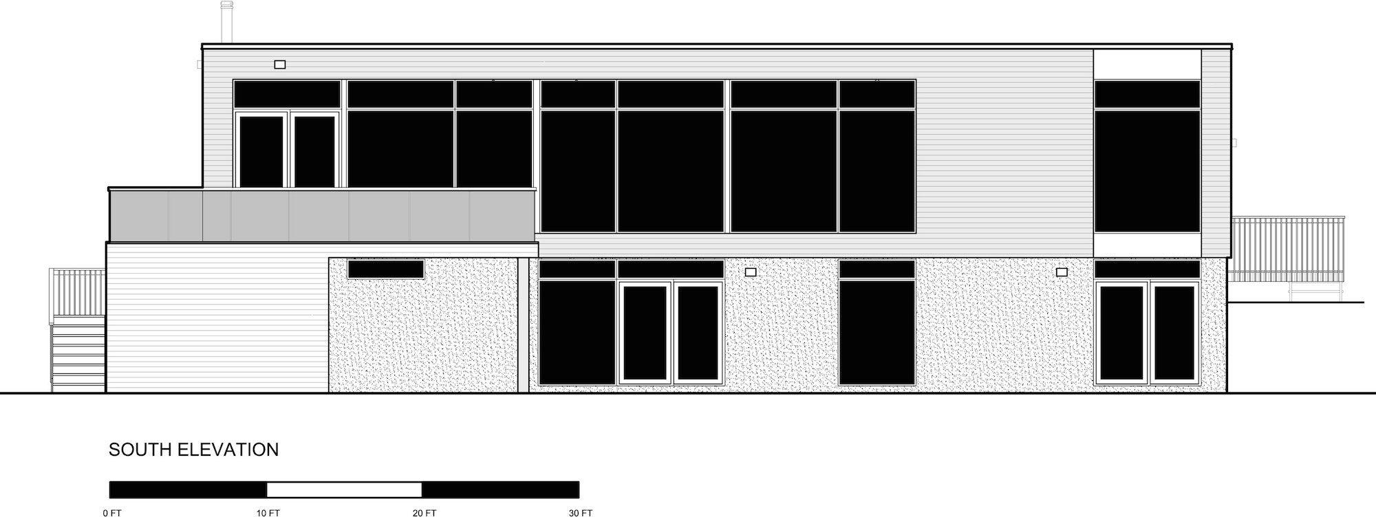Contemporary Dunrobin Shore Residence-27