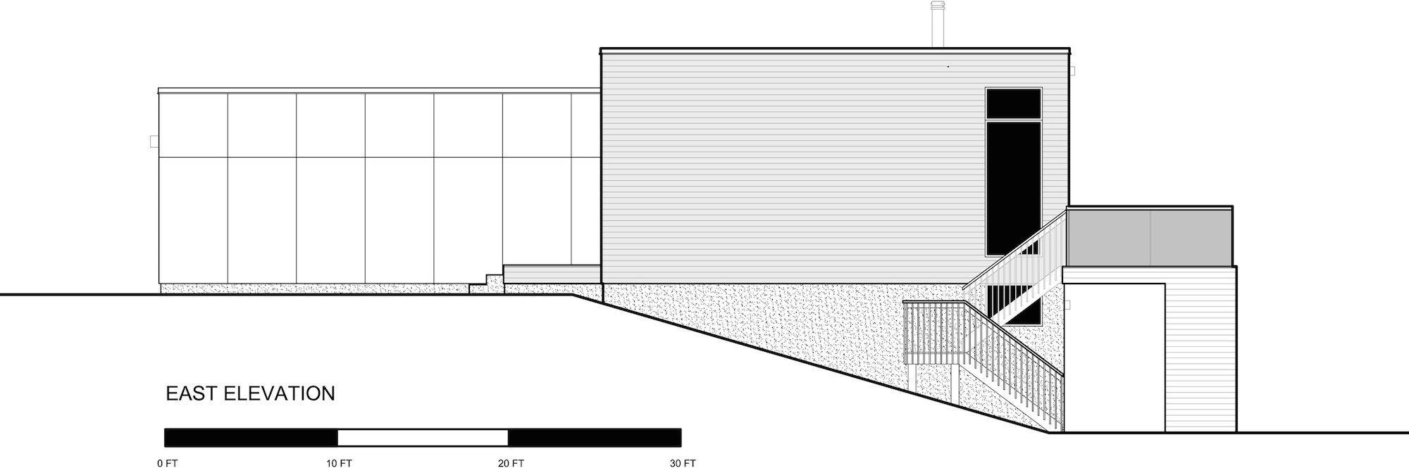 Contemporary Dunrobin Shore Residence-28