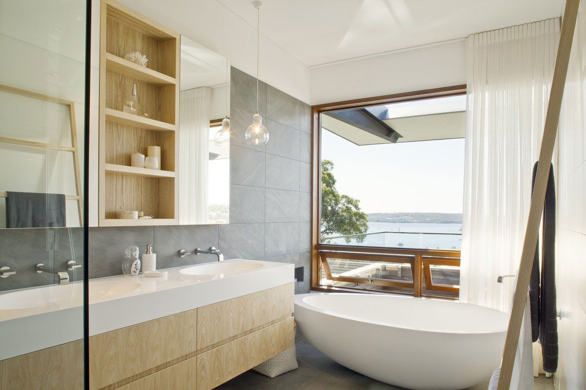 Contemporary Middle Harbour House Design-11