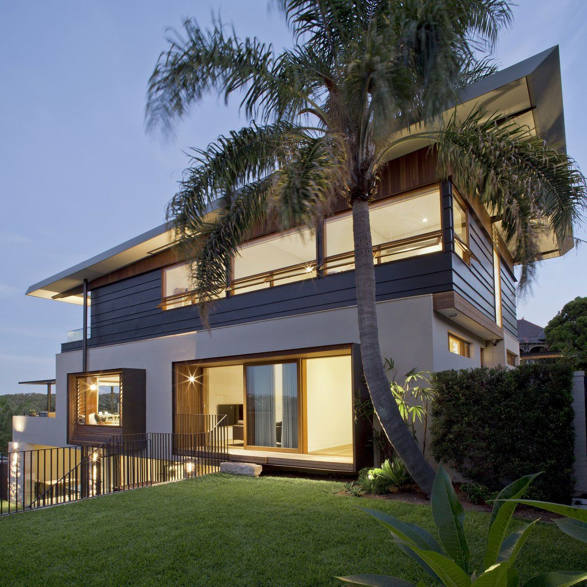 Contemporary Middle Harbour House Design-16