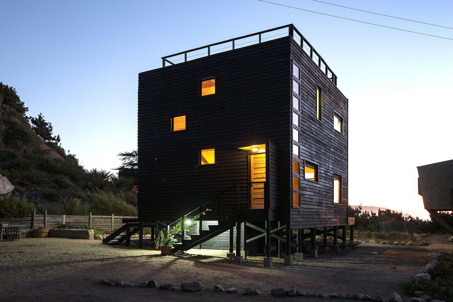 Cube House By Irene Escobar Doren Caandesign