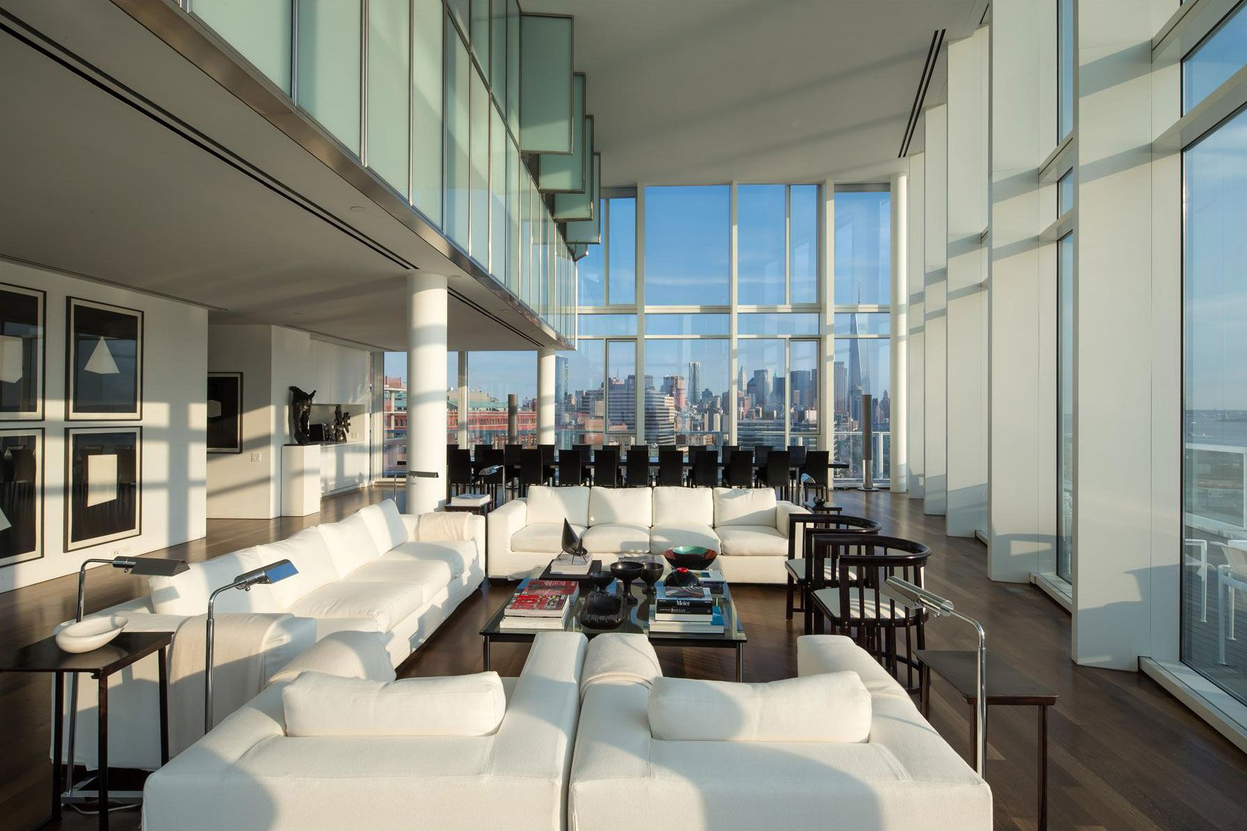 165 Charles Street Penthouse In The Meatpacking District