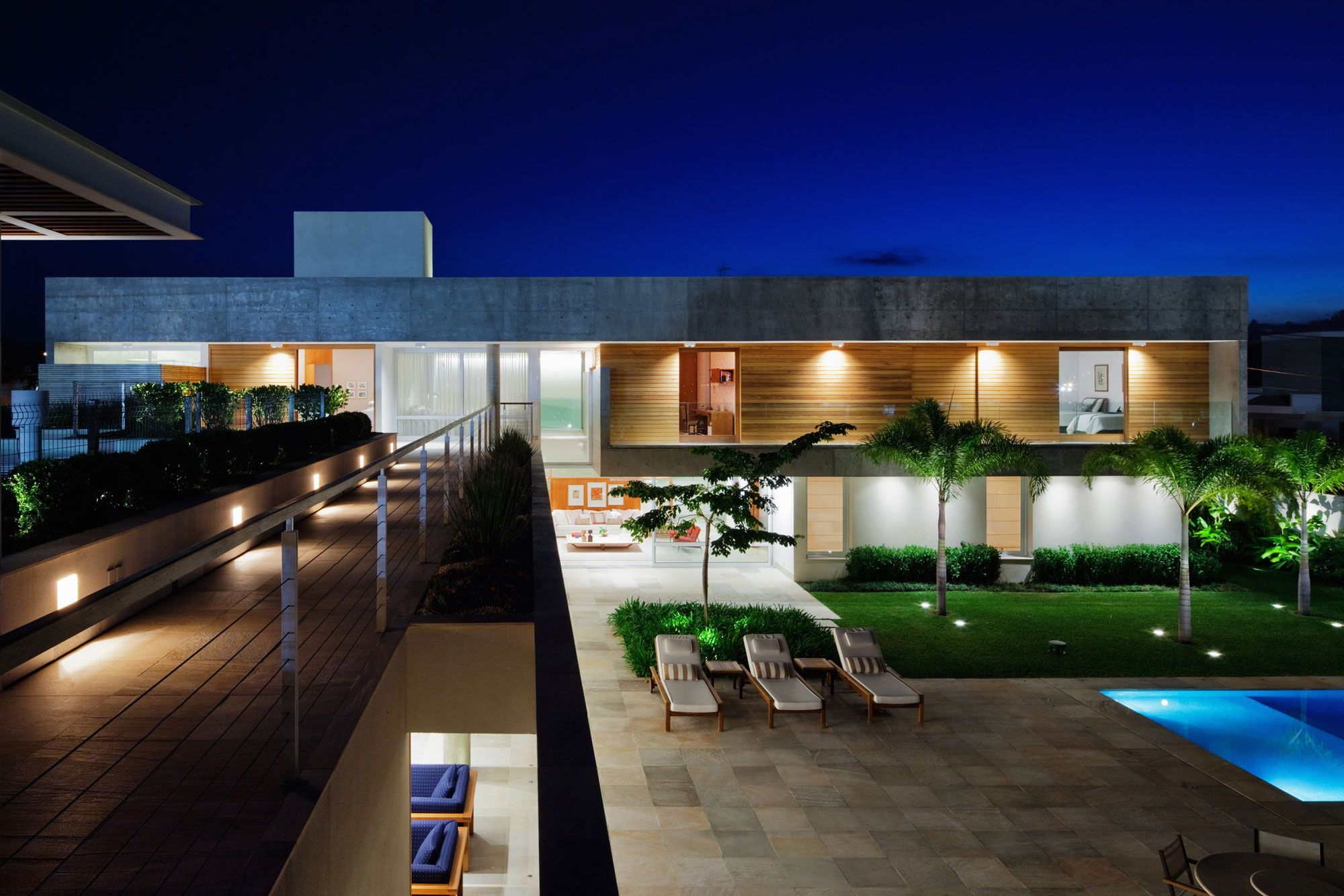 FG Residence by Reinach Mendonça Arquitetos Associados - CAANdesign | Architecture and home design blog