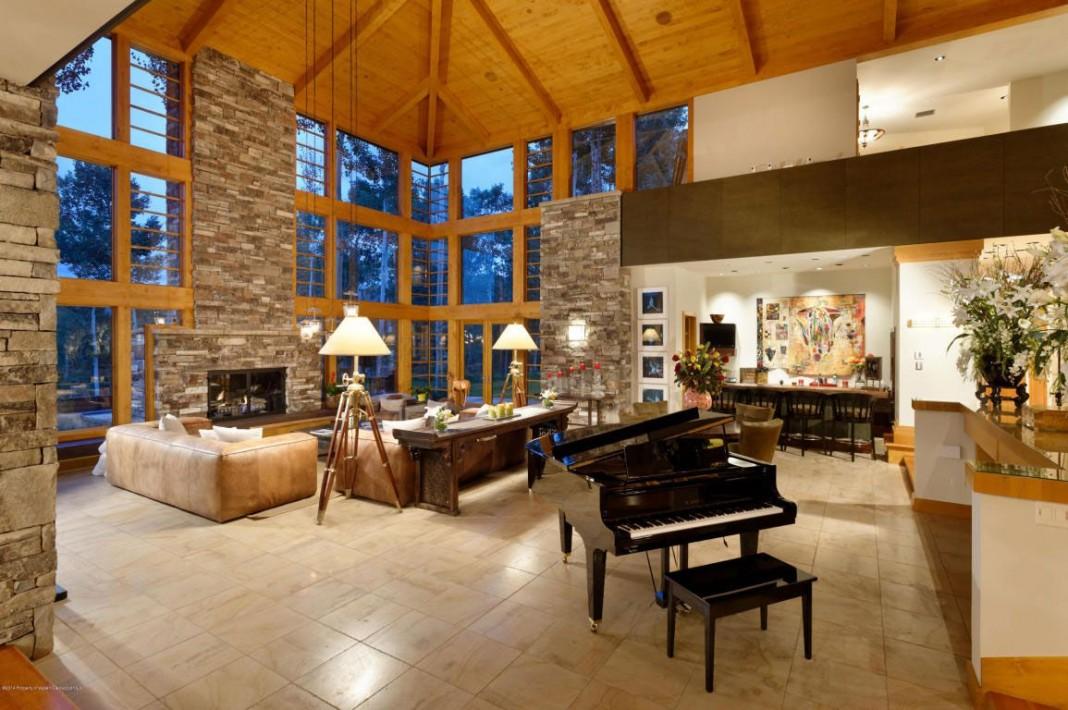 Family Residence in Aspen