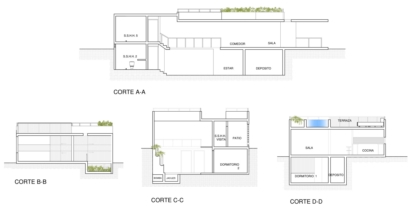 Flower House by Gómez de la Torre & Guerrero Arquitectos-18