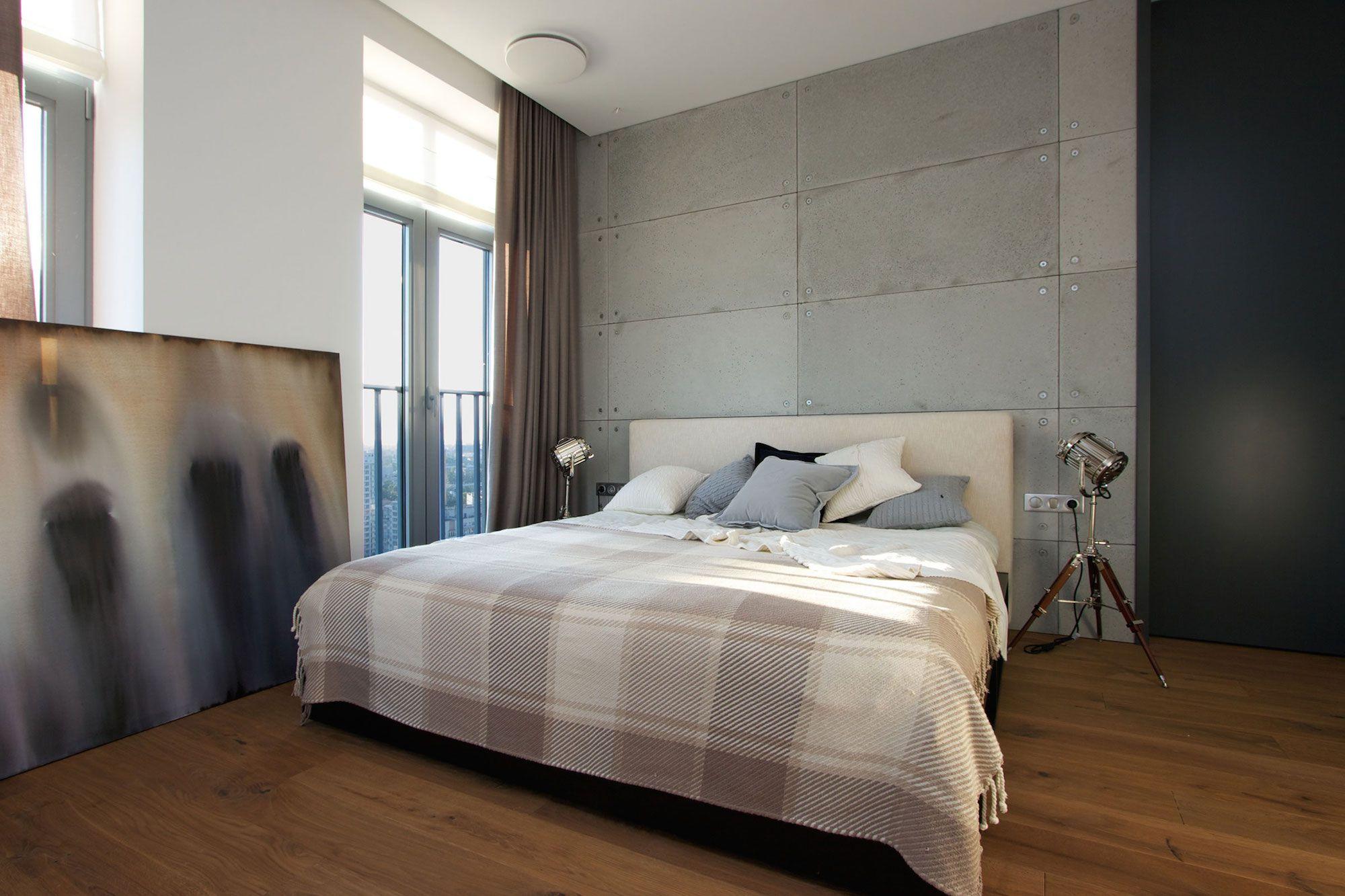 Green Grass Walls Apartment by SVOYA Studio-10