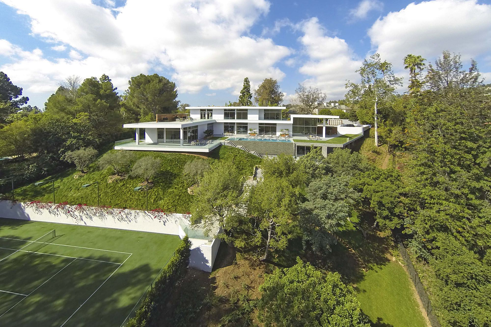 Holmby Hills Residence-04