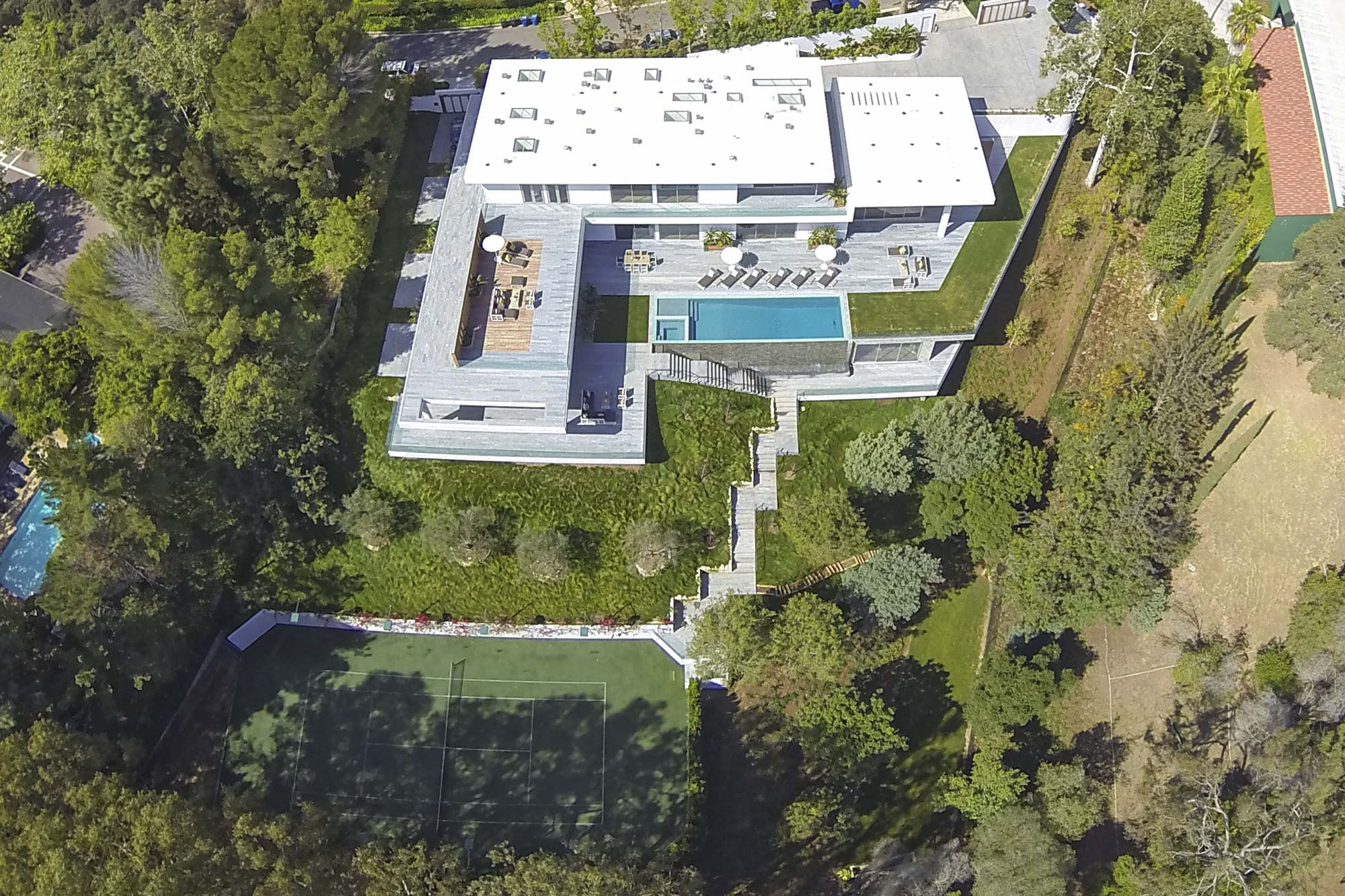 Holmby Hills Residence-06