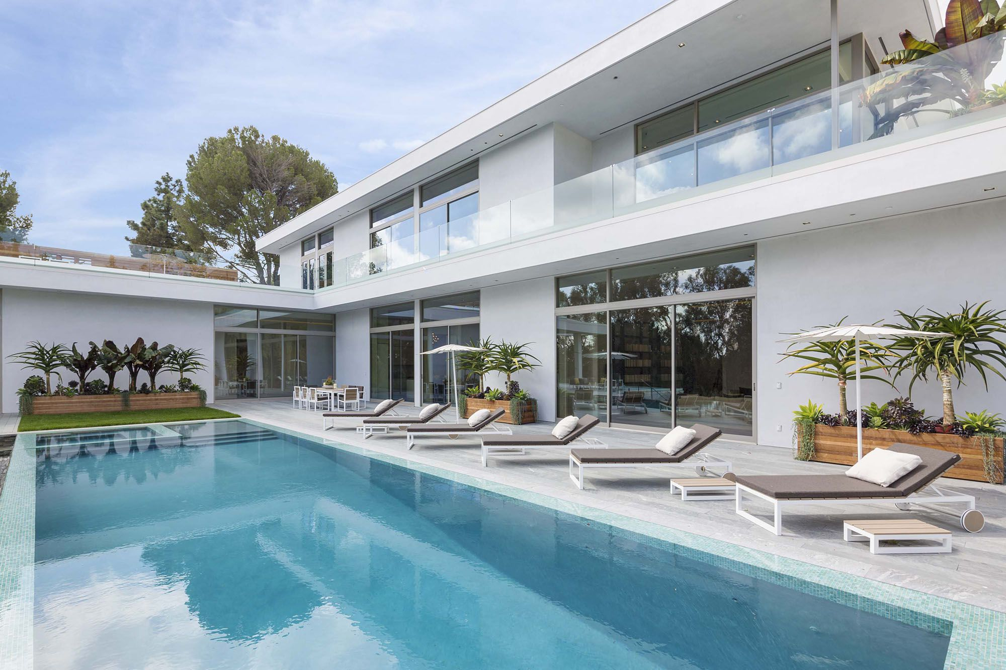 Holmby Hills Residence-13