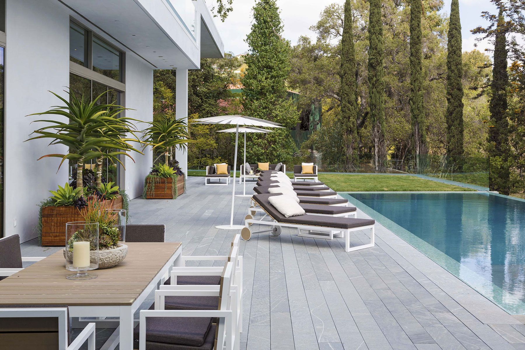 Holmby Hills Residence-20